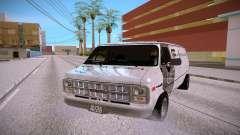 GMC Vandura для GTA San Andreas