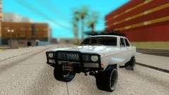 GAZ 24 4x4 Off-road для GTA San Andreas