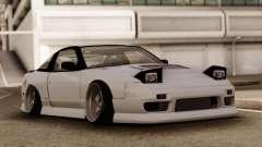 Nissan 180SX для GTA San Andreas