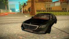 Mersedes-Benz W222 2018 для GTA San Andreas
