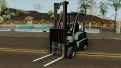 GTA V HVY Forklift для GTA San Andreas