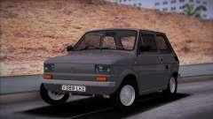 Fiat 126 Stock для GTA San Andreas