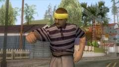 New Los Santos Vagos Skin 2 для GTA San Andreas