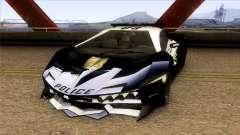 GTA V Pegasi Lampo S18B COP для GTA San Andreas