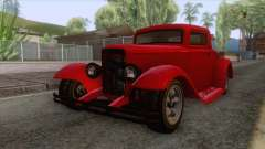 GTA 5 - Vapid Hustler для GTA San Andreas