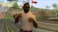 Beta Ballas Skin 1 для GTA San Andreas