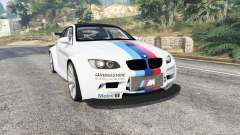 BMW M3 (E92) WideBody BMW Driving v1.2 [replace] для GTA 5