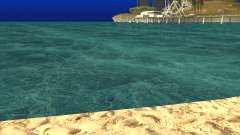 Новая реалистичная вода для GTA San Andreas