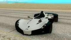 BAC Mono для GTA San Andreas