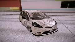 Honda Fit для GTA San Andreas