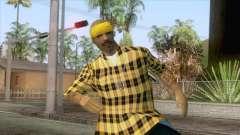 New Los Santos Vagos Skin 4 для GTA San Andreas