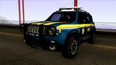 Jeep Renegade of PRF для GTA San Andreas