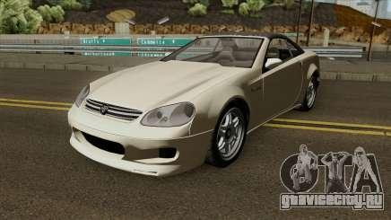 GTA IV Benefactor Feltzer CC Classic для GTA San Andreas