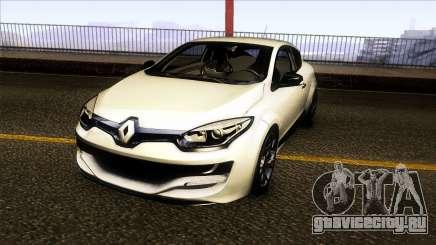 Renault Megane 3 RS Phase 2 для GTA San Andreas