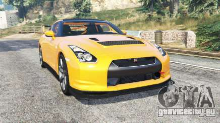 Nissan GT-R (R35) v1.1 [replace] для GTA 5