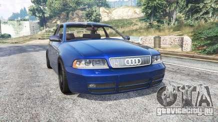 Audi S4 (B5) 2000 v0.8 [replace] для GTA 5
