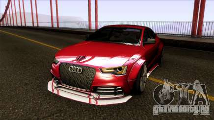 Audi RS5 Liberty Walk Works 2014 для GTA San Andreas