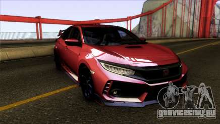 Honda Civic Type R 2017 для GTA San Andreas