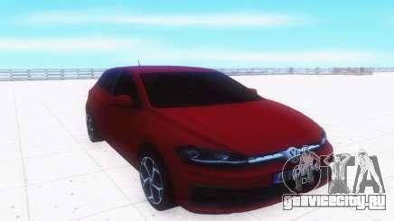 Volkswagen Polo RLine для GTA San Andreas