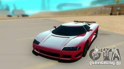Overflod Entity XF Next Gen для GTA San Andreas