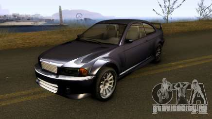 Ubermacht Sentinel XS Classic для GTA San Andreas