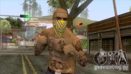 New Los Santos Vagos Skin 3 для GTA San Andreas