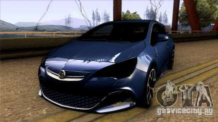 Vauxhaul Astra VXR для GTA San Andreas