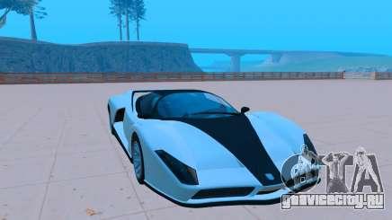 Grotti Cheetah Next Gen для GTA San Andreas