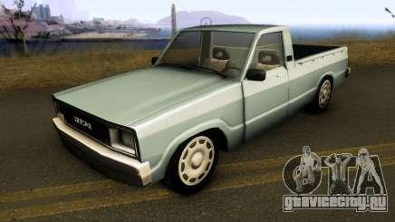 Mazda Vanet для GTA San Andreas