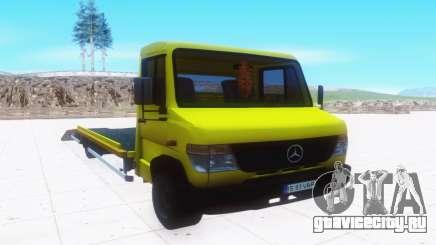 Mercedes-Benz 543 для GTA San Andreas