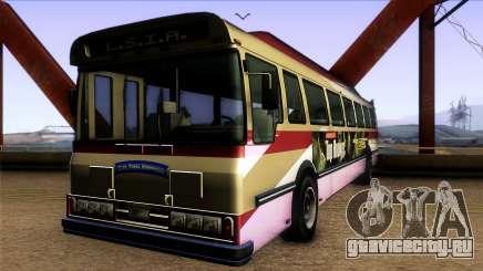 GTA IV Brute Bus для GTA San Andreas