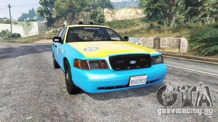 Ford Crown Victoria Undercover Police [replace] для GTA 5