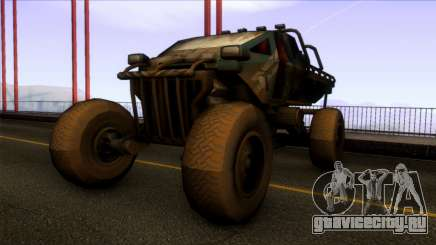Civilian Pickup From Red Faction Guerrila для GTA San Andreas