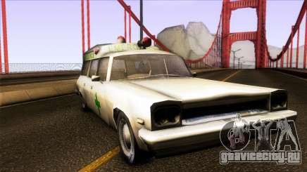 Driver PL Meat Wagon для GTA San Andreas