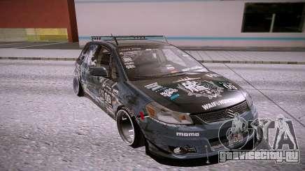 Suzuki SX 4 Sportback для GTA San Andreas