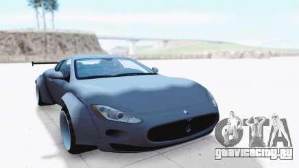 Maserati GranTurismo для GTA San Andreas