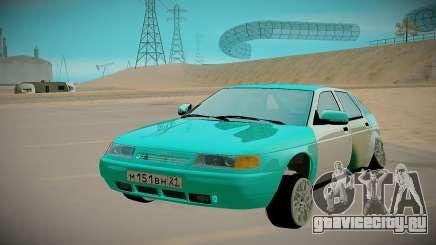 ВАЗ 2112 Развал для GTA San Andreas
