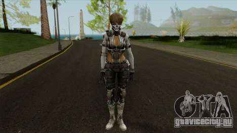 Maven Regular from Ghost in Shell First для GTA San Andreas