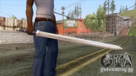Traditional Chinese Sword v1 для GTA San Andreas