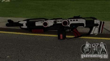 Shotgun SG12 для GTA San Andreas