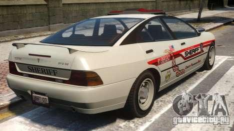 Sheriff Police v1.0 для GTA 4