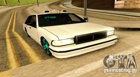Taxi 2HD (San Andreas Taxi Company) для GTA San Andreas