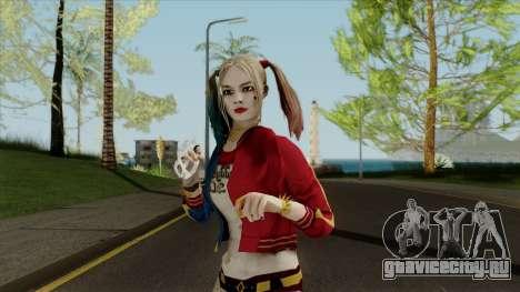 Harley Quinn для GTA San Andreas