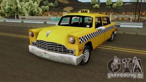 Taxi Balap для GTA San Andreas