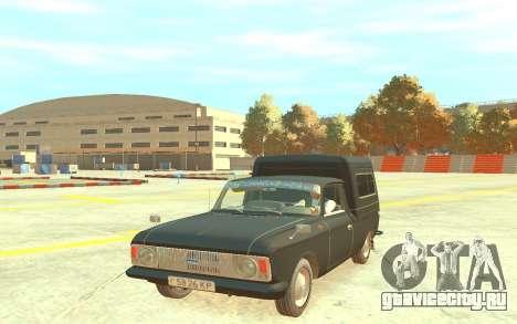 ИЖ 2715 для GTA 4