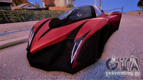 2013 Devel Sixteen Prototype для GTA 4