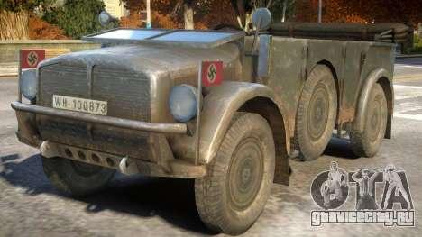 Horch 1A для GTA 4