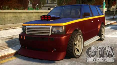 Super Huntley Tuning для GTA 4