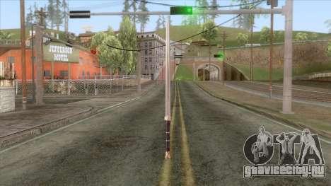Traditional Chinese Sword v1 для GTA San Andreas