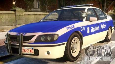 Declasse Merit Boston Police Department для GTA 4